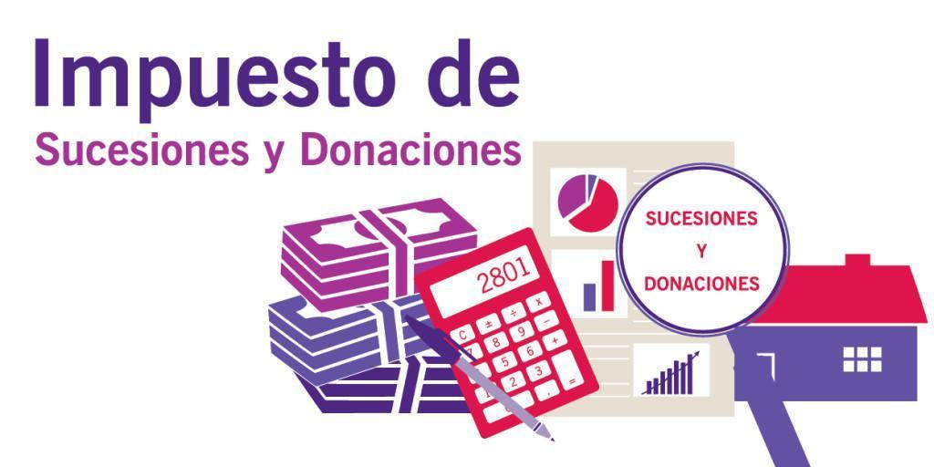 impuesto sucesiones y donaciones